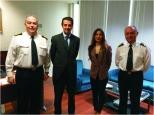 Colaboración con la Armada Española