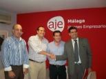 Convenio AJE Málaga - Tarjeta Ahorro