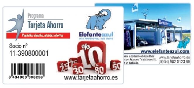 Elefante Azul se suma a Tarjeta Ahorro