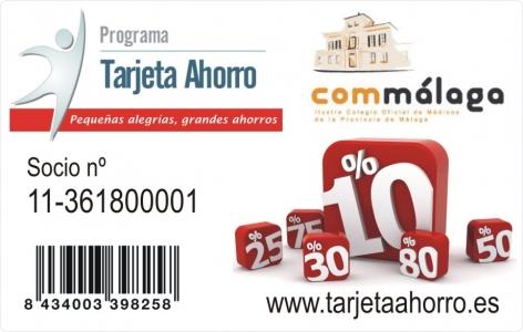 COM Málaga, ya tiene su Tarjeta