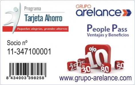 Grupo Arelance premia a sus Empleados con Tarjeta Ahorro